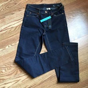NWT Buffalo David Bitton Blu Stretch Skinny Jeans